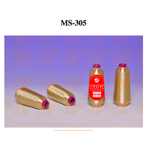 MS - 305 gold and silver line
