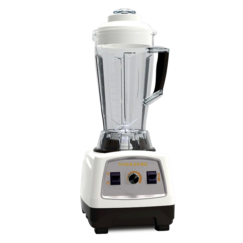 Mechanical type 4L best large capacity 5-speed food blender easy to clean