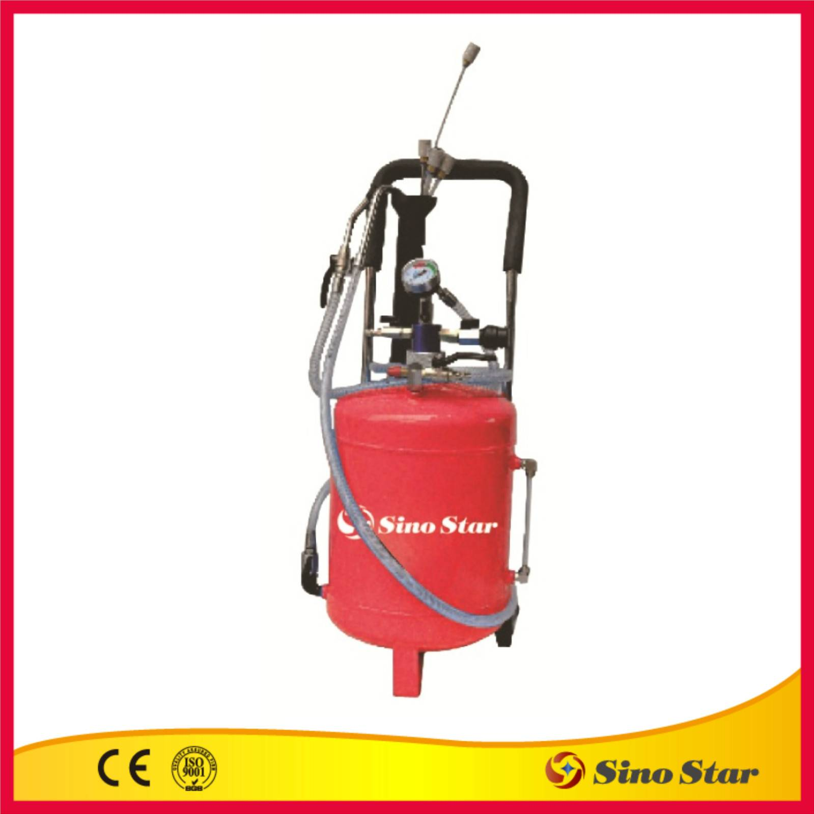 Air Operated Oil Collecting Machine(SS-F43024)