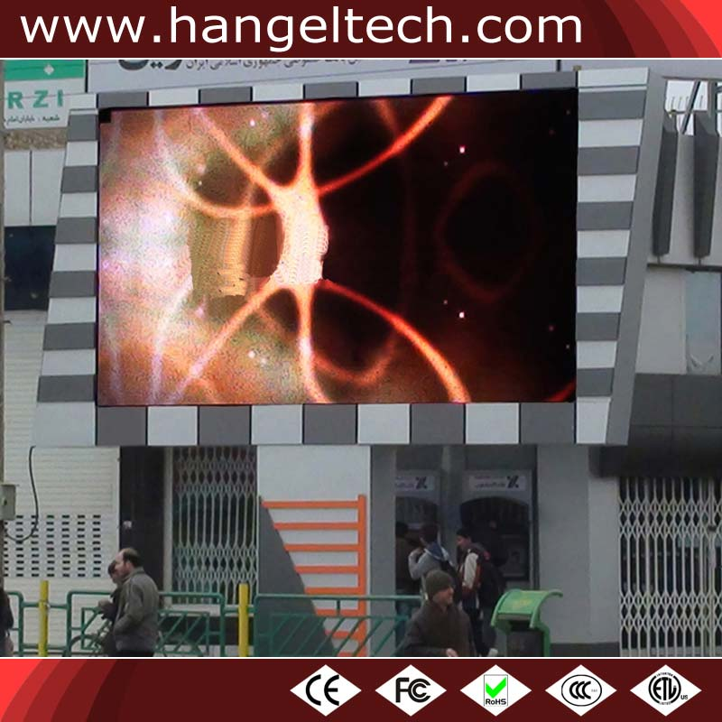 Outdoor P6mm Clear Image Huge Advertising LED Display Panel for Street Side