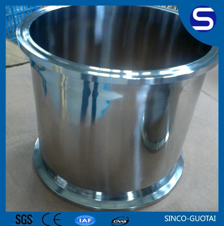 sanitary stainless steel triclamp spool