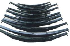 Hot sale suspension leaf spring for heavy duty trucks and semi-trailers