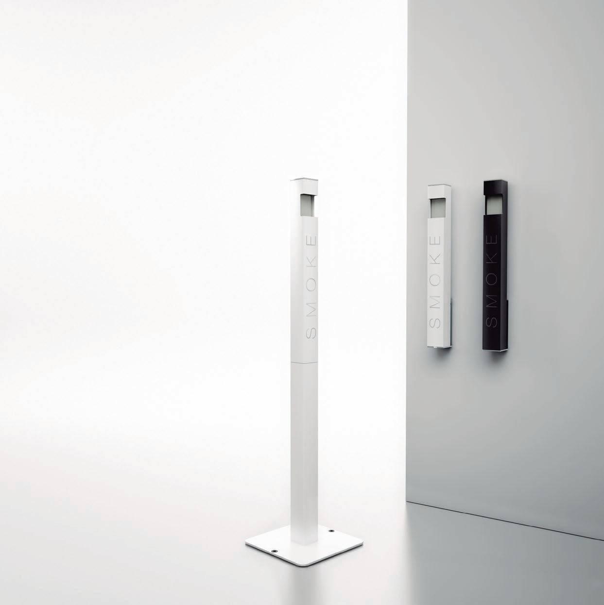 Uispair Modern Floor Type Smoking Set Cigarette Quitting Ashtray
