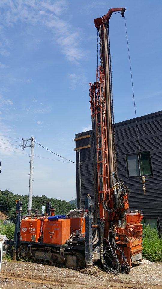 Used boring machine (water-well) HANJIN 16W