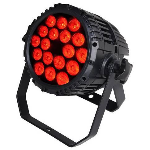 18X8W R/G/B/W LED Par Light (Outdoor Rated)