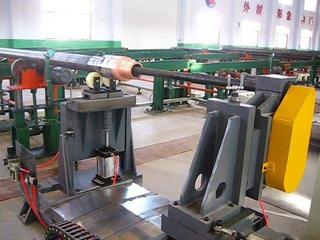 drill pipe repaire machine