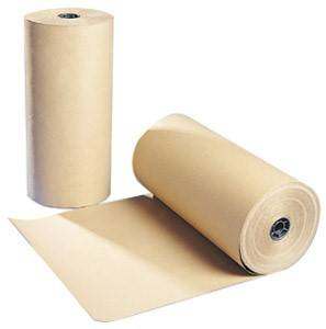 mg brown kraft (ribbed and plain paper)