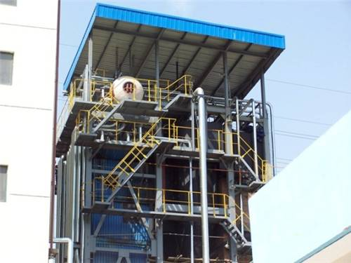 China Professional power plant and industrial CFB boiler