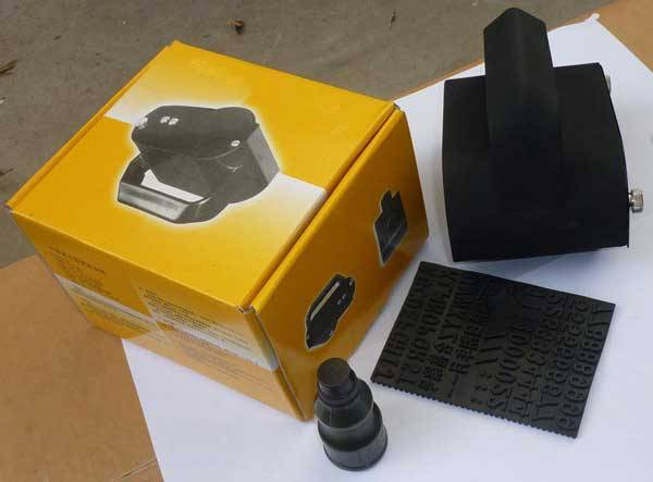 Manual Case &Carton Printer
