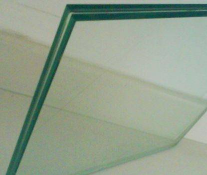 laminated glass double glaze window door curtain wall construction glass