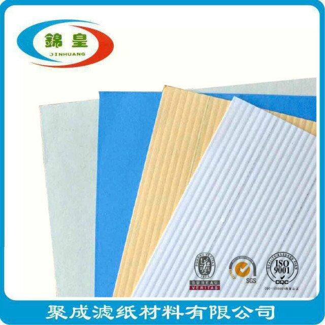 Auto air intake systerm filter material wood pulp paper