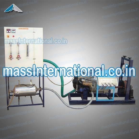 4 Cylinder 4 Stroke Petrol Engine Test Rig  (TH-014 )