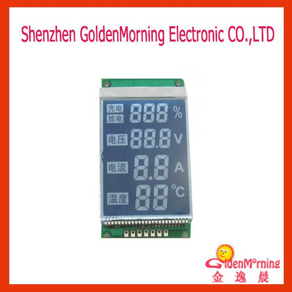 Customized 7 segment LCD Display with good price
