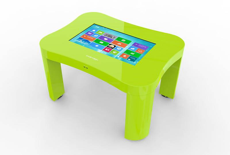 Surface Q Kindergarten Color Multi Touch Table