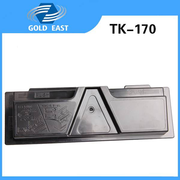 Black toner cartridge compatible with the Kyocera Mita TK-170