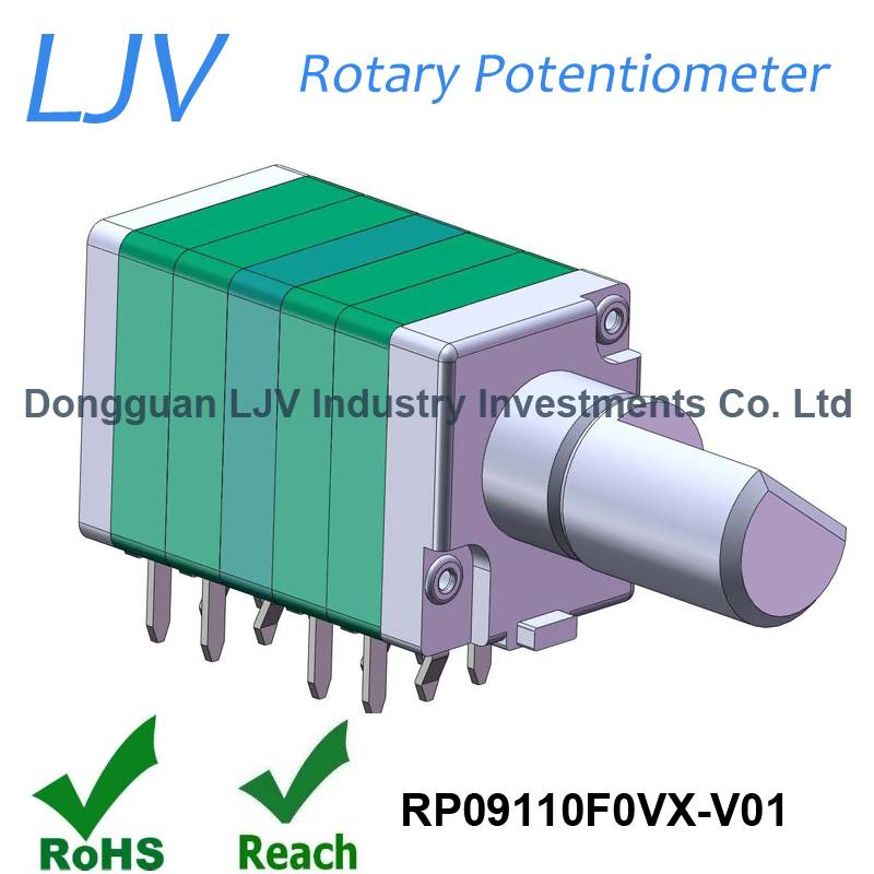 LJV Rotary Potentiometer