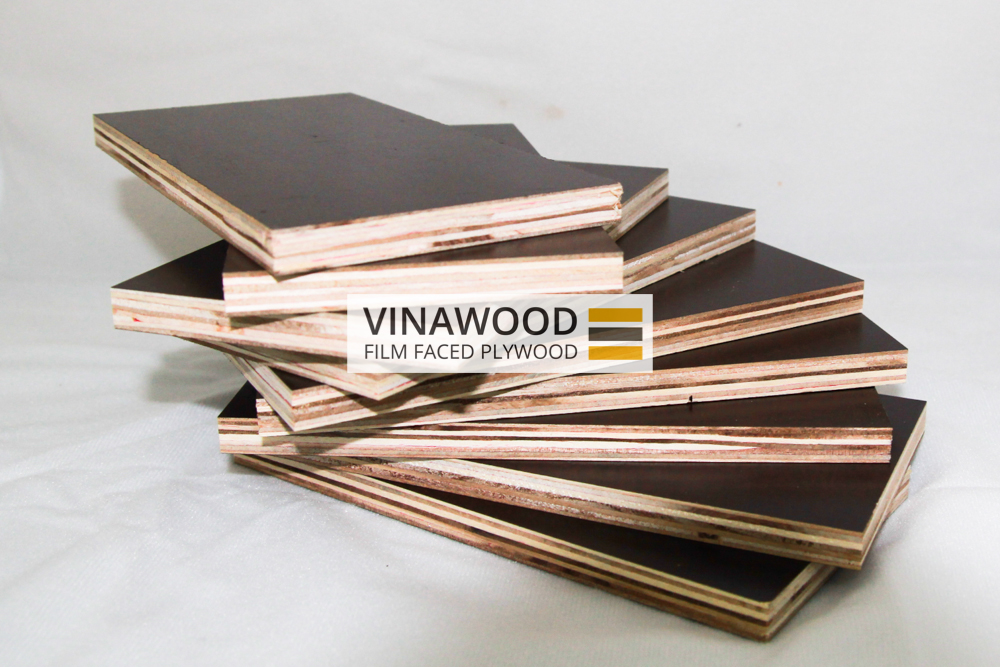 Film Faced Plywood Film Faced Building Materials