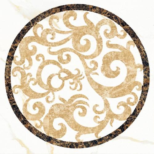 Polished Glazed Tile/Medallion Pattern
