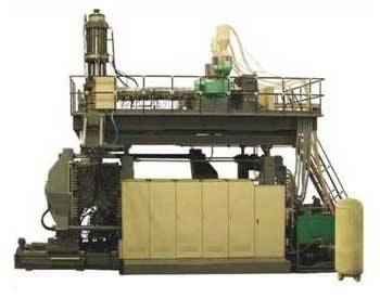 Automatic High Speed Blow Moulding Machine