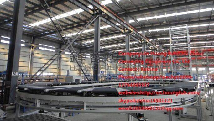 cross belt sorting system manufacture