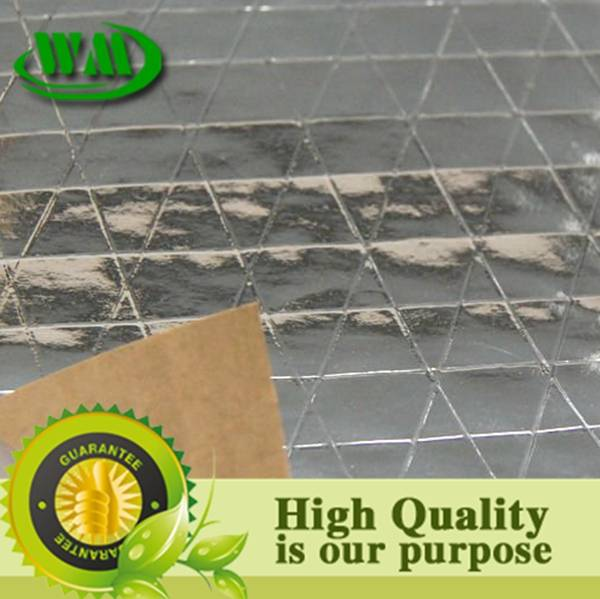 aluminum foil vapor barrier insulation