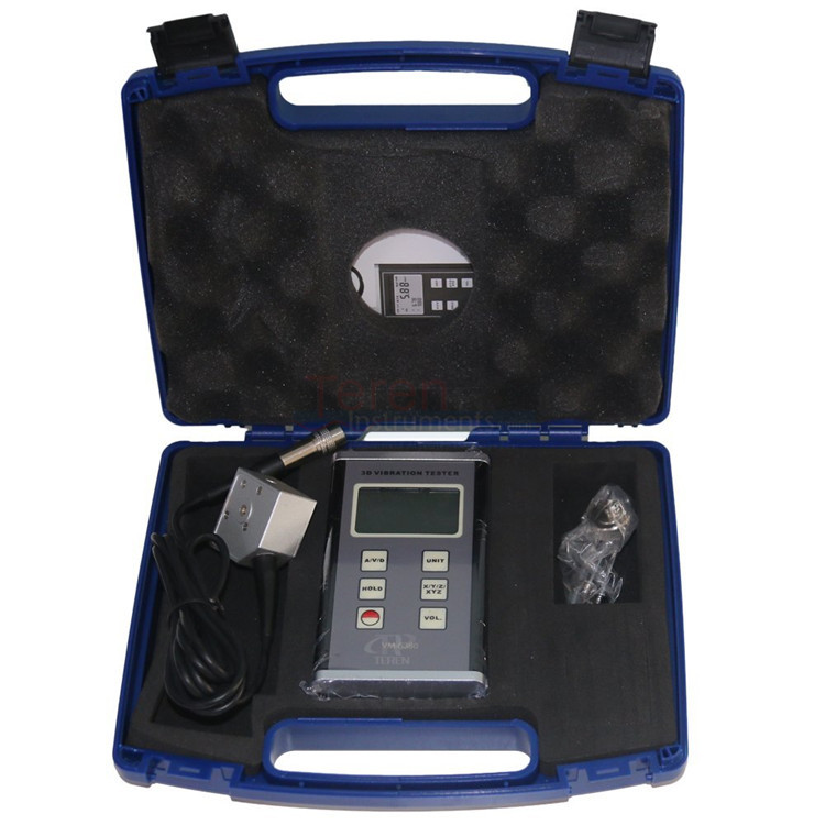 3 Axis Vibration Meter VM-6380