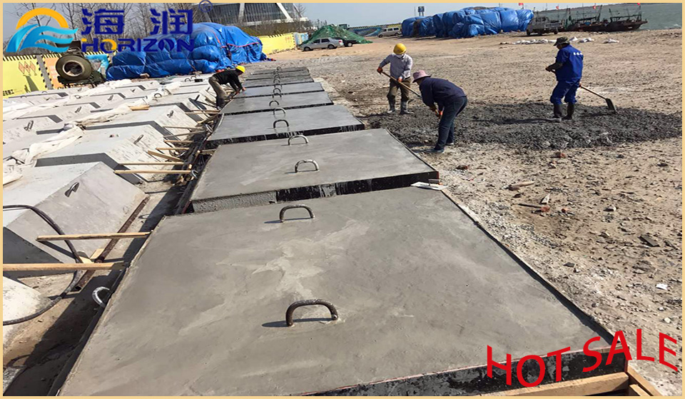 Hot Sale Mass Production Concrete Floating Pontoon From China