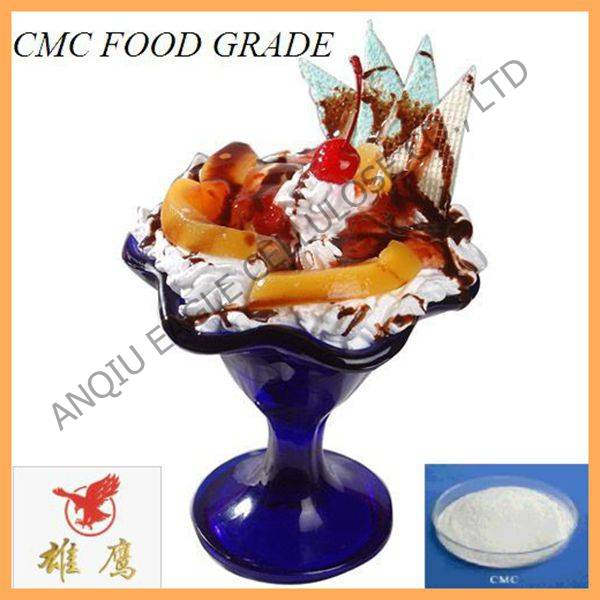 Sodium Carboxymethyl Cellulose CMC Food thickeners