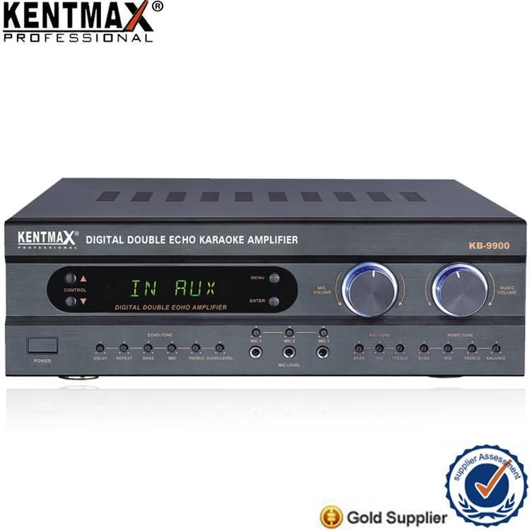 Factory Direct OEM 350 Watts 250 Watt 2 Channels Real Power Karaoke Amplifier