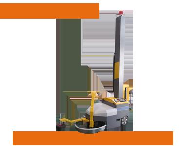 MR-1 Robot wrapper