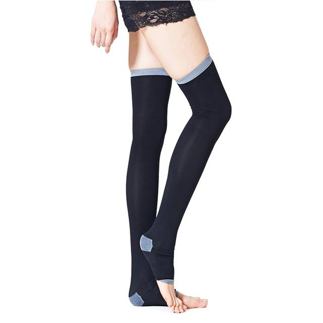 MKMJ women long socks footless