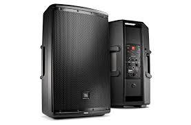 "JBL EON615 1000W, 15"" 2-way Multipurpose Self-powered PA Speaker"