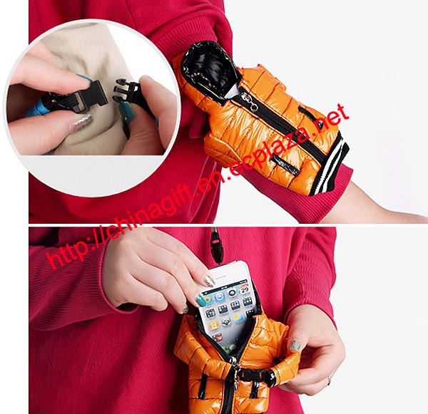 Down Jacket Phone case