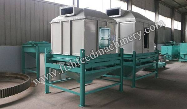 Counter-flow Type Fish Feed Cooler FY-YGNL50