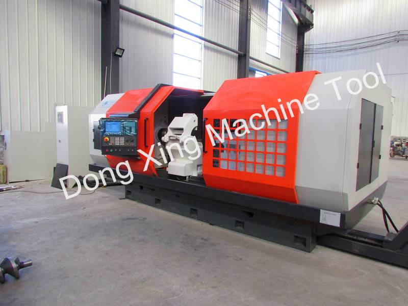 LXK320B CNC Threaded Rod Milling Machine special for Vacuum Pump