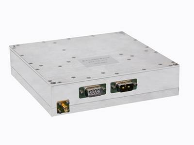 UHF solid state power amplifier module