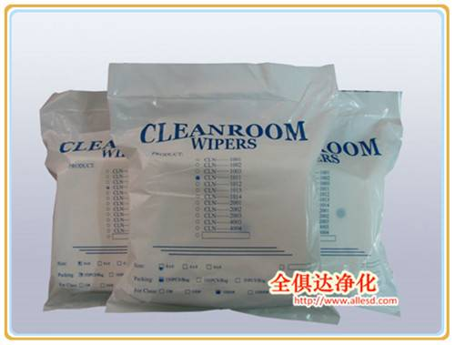 LCD ,PCB Wipers EcoFriendly White Cleaning Cleanroom Wiper