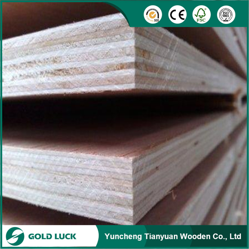 3.5mm Bintangor Face Packing Grade Plywood for Philippines Market
