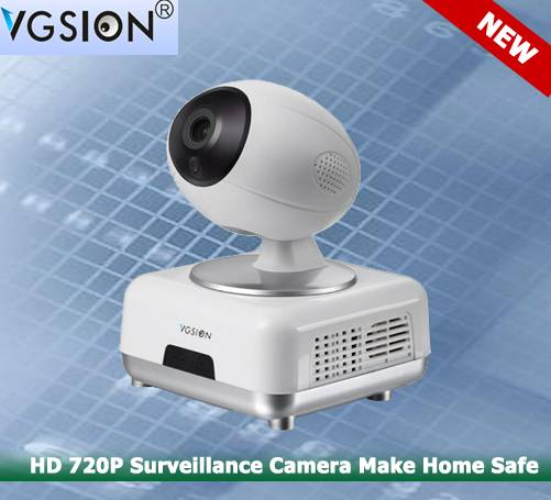 HD 720P Surveillance Camera Make Home Safe