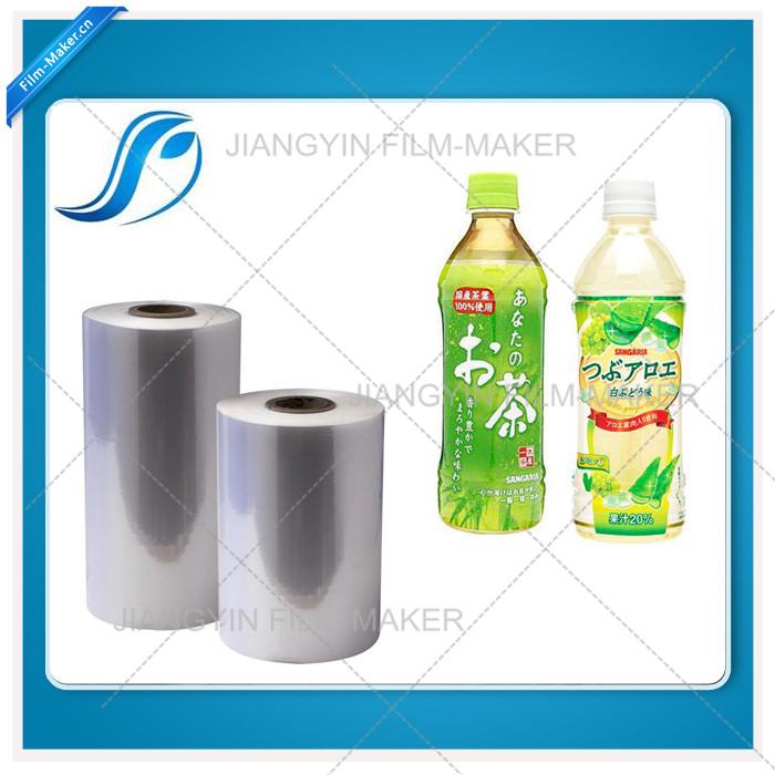 PVC Shrink Film For Label Printing