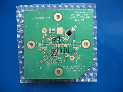 Double sided FR-4 PCB