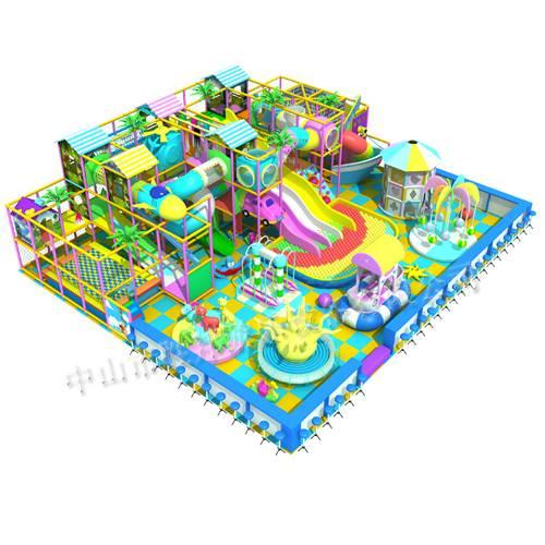 2013 Newest  Indoor Playground  Equipment For Kids