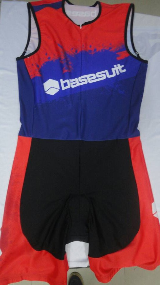 Custom Made Sublimation Cycling Skinsuit/Trisuit/Triathlon
