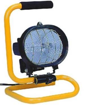 High Power Multifution Outdoor Aluminium Reflectors 500w portable Floodlight