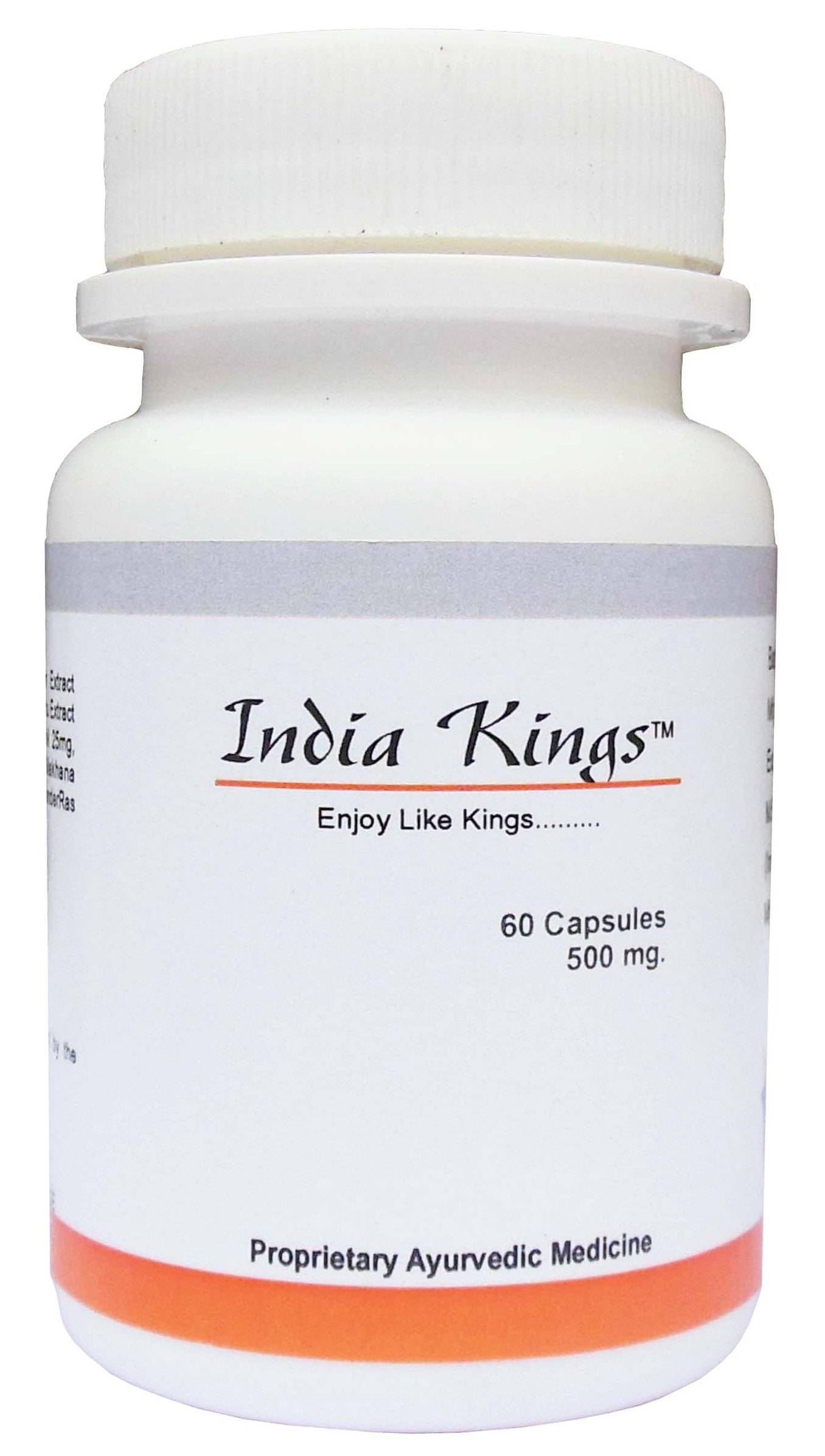 India Kings Capsules-Premature Ejaculation