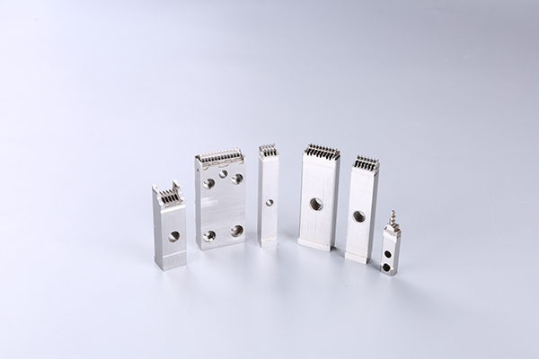 Supplying Die Parts supply high precision fitting inserts Precision connector mold part