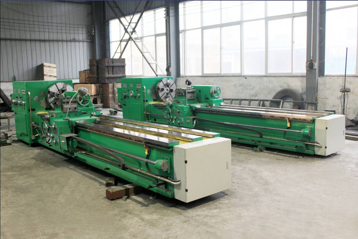 high quality SIEMENS system CNC Milling Rolling Lathe machine CK8450
