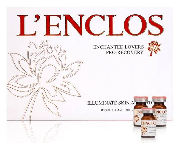 L'enclos Illuminate Skin Activator