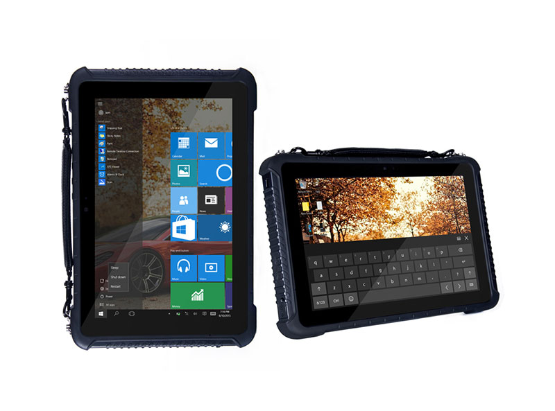 10 inch rugged android tablet industrial rugged windows 10 pro tablet pc