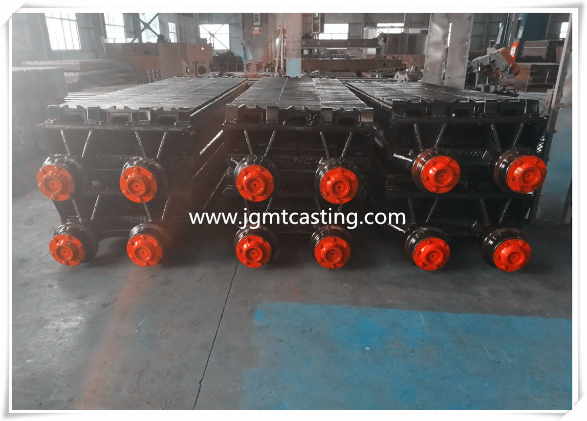 Sintering Pallets with customization